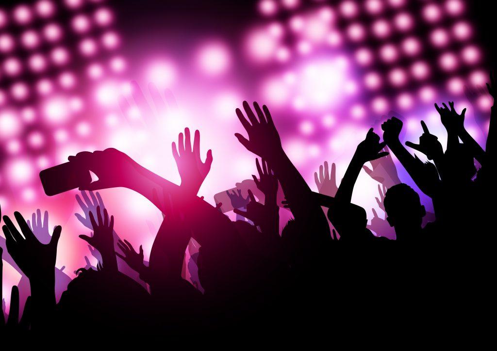 soirée ou concert