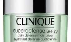 Creme clinique pourune peau hydratée