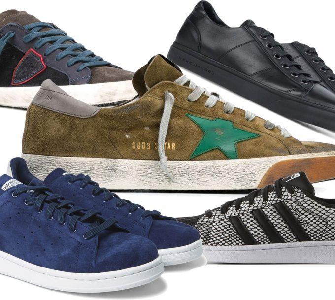 Sneakers homme, quel modèle de chaussures porter ?
