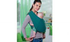 Comment porter bébé en écharpe ?