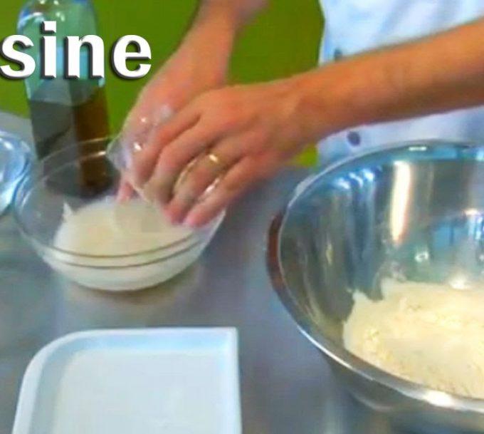 Comment preparer une pizza ?