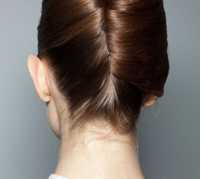 Comment faire un chignon sur cheveux court ?