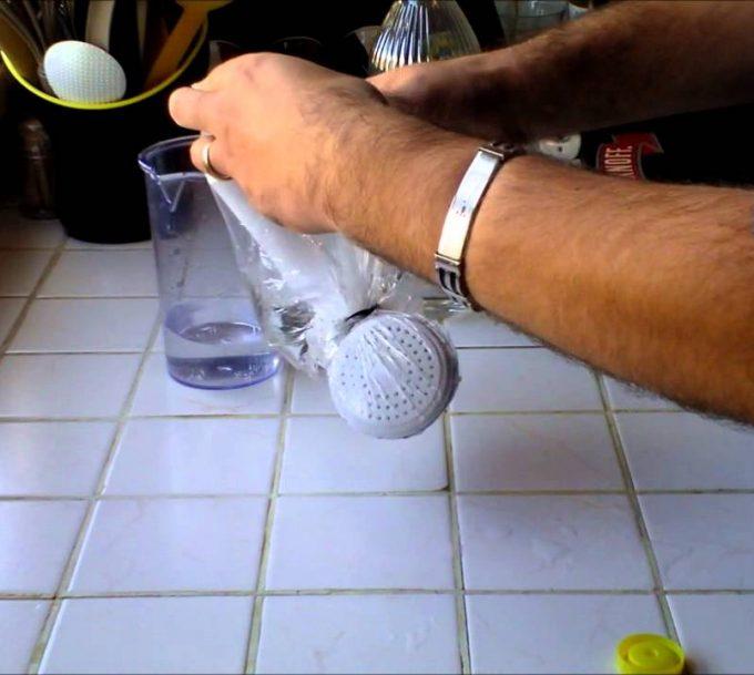 Comment dissoudre le calcaire